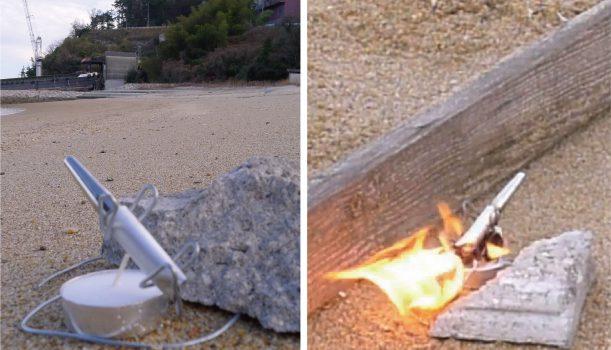 星になり損ねたロケット 鉛筆キャップロケット.Part2 -発射実験編-
