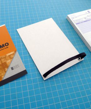 オリジナルメモ帳を自作してみる 本格的な手作りメモ帳の作り方 -後編-
