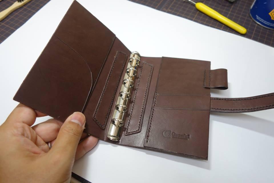 手帳カバーの自作日記 その2【コツコツパーツ作り編】