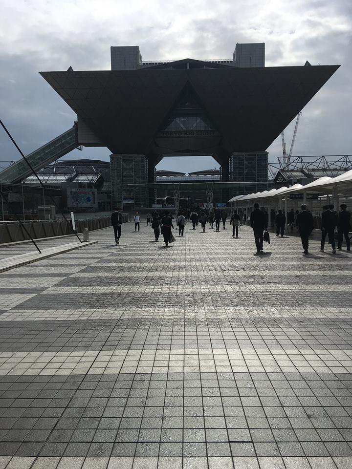 東京出張 サイフの旅