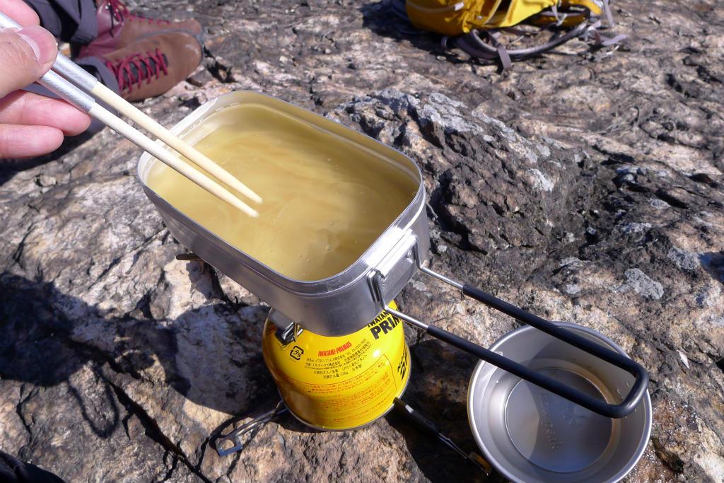 四角い箱の出来るヤツ -万能調理具「メスティン」の導入とその使い方 前編-