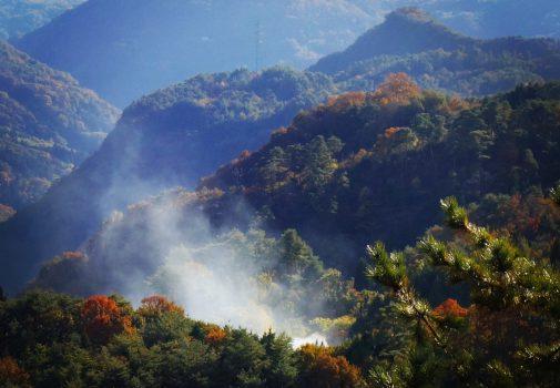 弥高山に登ってきました