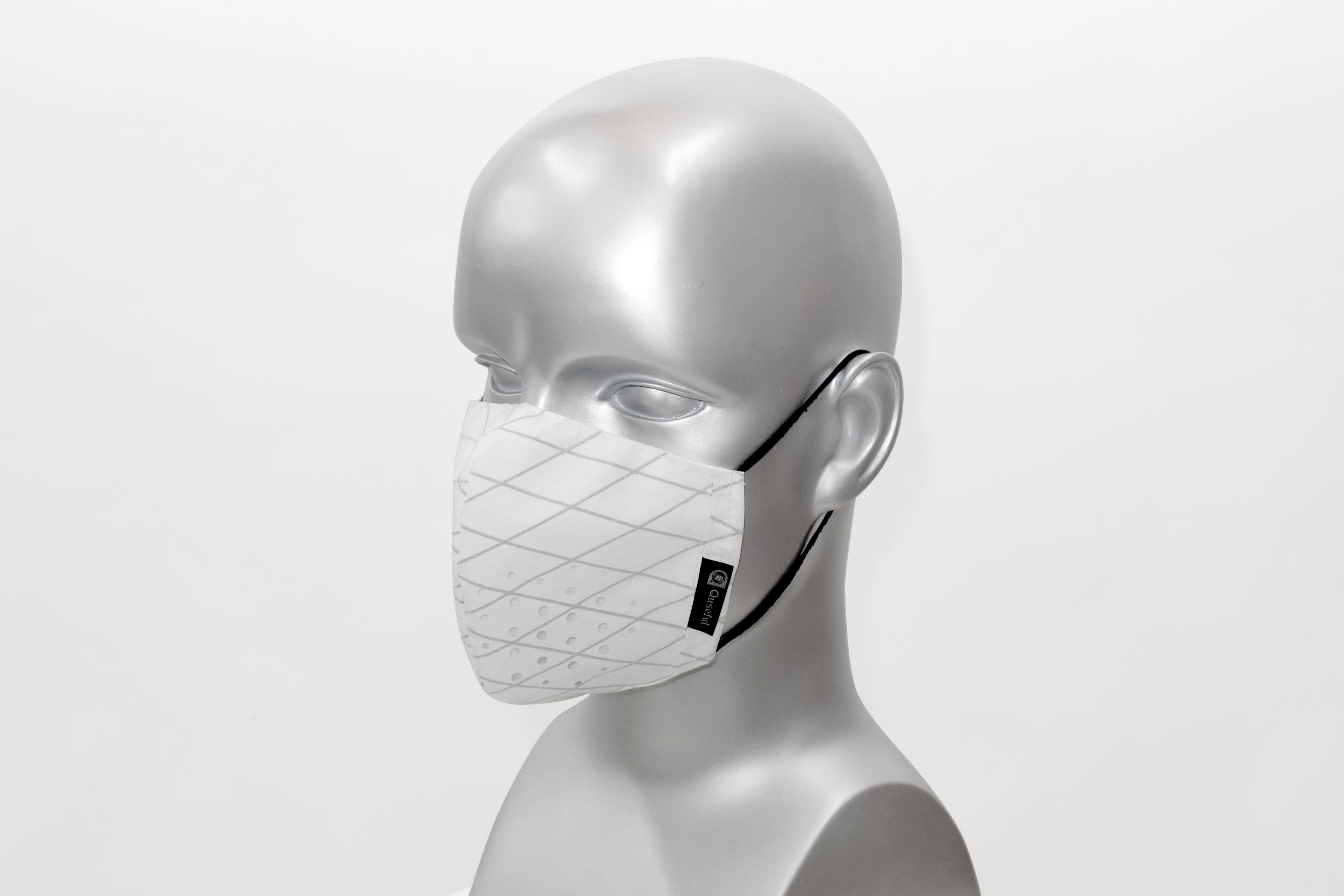 布のマスクとか、カッコ良いマスクとかの話