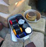 携帯バッグ作り その7 -ひとまず完成-