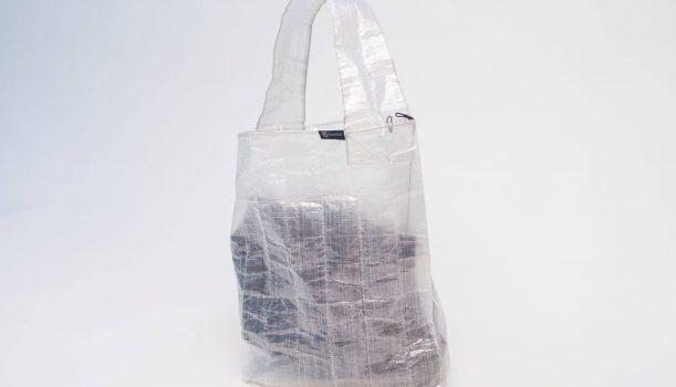 ダイニーマ(キューベンファイバー)で作る携帯バッグ